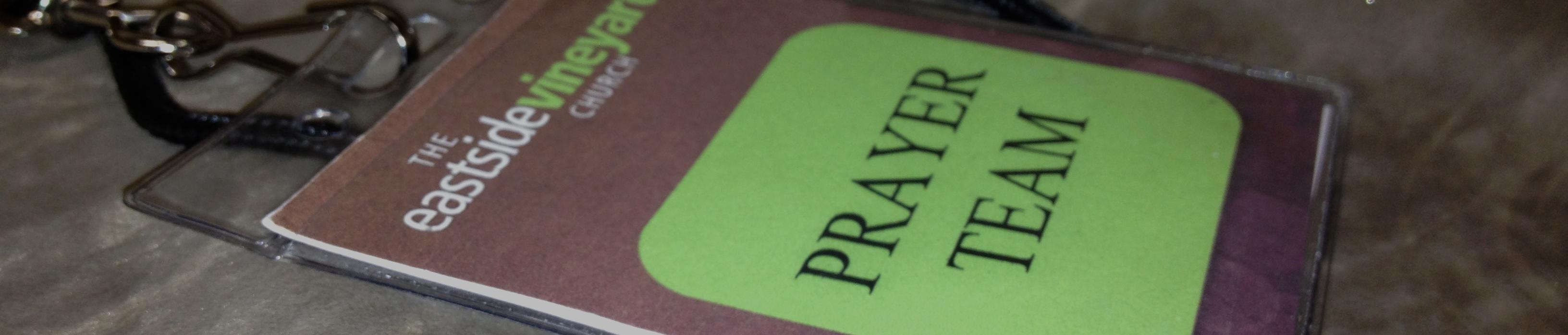 Need Prayer?